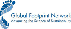 blue Global Footprint Network logo