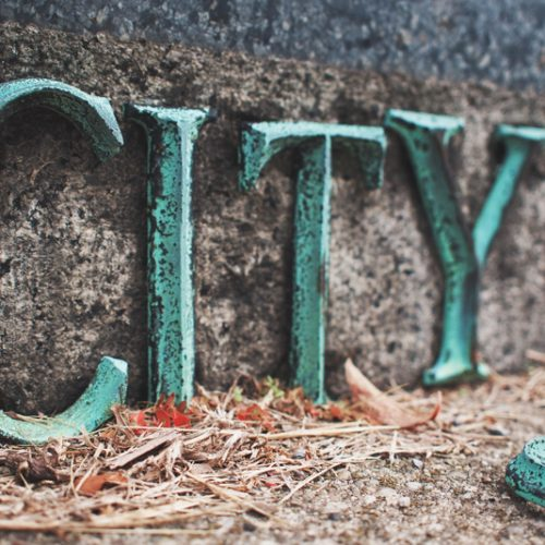 the word city