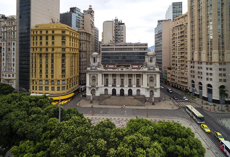 Rio de Janeiro City Hall, Brazil